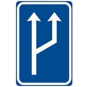 Zvýšení počtu jízdních pruhů