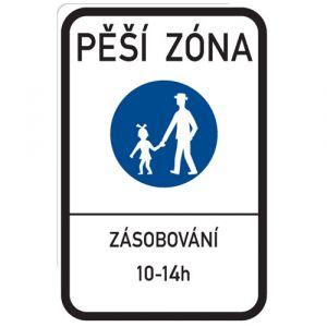 Pěší zóna