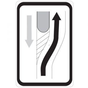 Návěst změny směru jízdy
