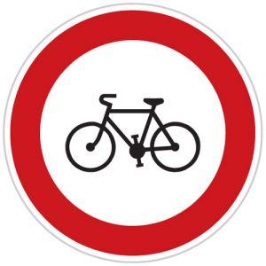 Zákaz vjezdu cyklistů