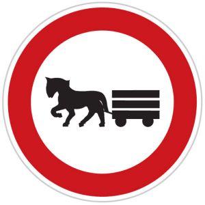 Zákaz vjezdu potahových vozidel